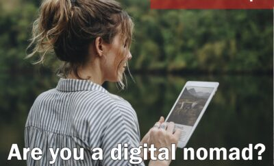 5 tips  for digital nomad