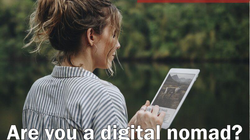 5 tips for digital nomad
